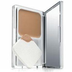 Clinique Even Better Compact Makeup Broad Spectrum SPF 15 21 Cream Caramel oz Compact Foundation, No Foundation Makeup, Clinique Makeup Remover, Mecca Cosmetica, Makeup Blending, Acne Makeup, Acne Solutions, Even Skin Tone, Humor