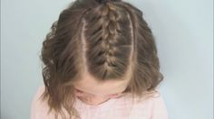 Hairstyles For School, Girl Hairstyles, Braided Hairstyles, Big Braids, Braids Wig, Hair Mannequin, Individual Braids, Best Wedding Hairstyles, Wavy Hair