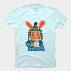 Winter Season is Coming (Rabbit Edition) by haidishabrina.  Next year I need to do some better Easter t-shirt planning.  This has potential.
