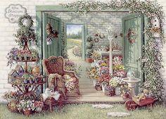 Kerst en andere printjes voor het poppenhuis - Loes Verschoor - Picasa-Webalben