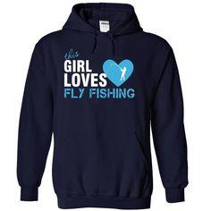 I Am A Fly Fishing Girl T Shirt