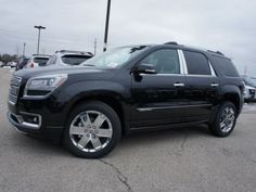 2013 GMC Acadia denali. another sexy GM id love to have in my garage some day