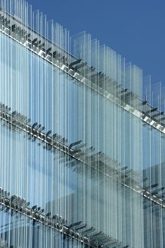 Image 6 of 18 from gallery of This Building Saves Energy with a Pioneering Triple-Layer Glass Facade. © Adrien Buchet