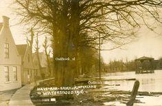 0765: Watersnood van 1916, Havenrak