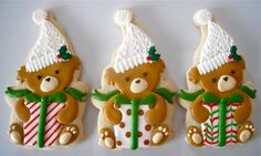 Oh. Eventos Azúcar: Beary Navidad