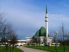 Mosque in Zegreb, Croatia