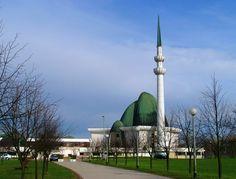 Mosque in Zegreb, Croatia