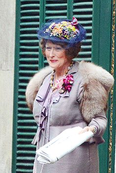 Meryl Streep as Florence Foster Jenkins (coming in 2016)