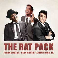 CD The Rat Pack : Frank Sinatra, Dean Martin et Sammy Davis Jr. / IMPORT