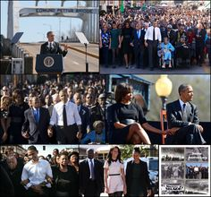 TODAY MARK THE #52ndAnniversary Of #Selma #March7th #44thPresident #BarackObama His Family & Many Other March Across The Bridge On The 50th Anniversary Thousands of people in Alabama will cross the #EdmundPettusBridge from Selma into #Montgomery on Sunday to recreate a pivotal moment in the #civilrightsmovement on its 52nd anniversary. On March 7, 1965, #BloodySunday
