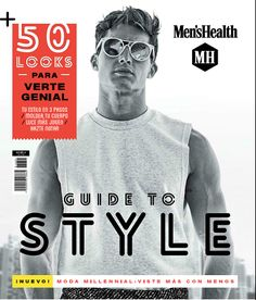 Mens Health México - Guide to Style - 2016