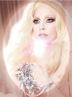 Lady Gaga News Alert: MAC Makeup and Modeling!