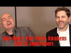 DP/30: Star Wars: The Force Awakens, Lucasfilm VFX Supervisors - YouTube