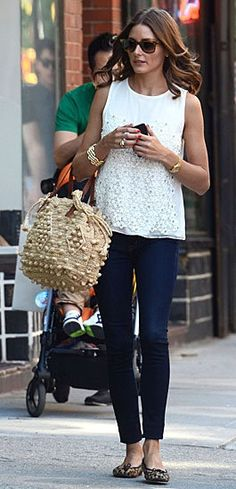 Olivia Palermo always looks so good