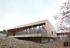 nijvel municipal crèche extension - salisbury - buro ii + archi+i - 2013 - photo filip dujardin