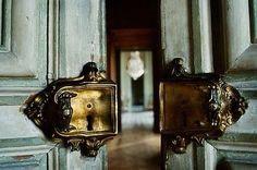 A peek inside....