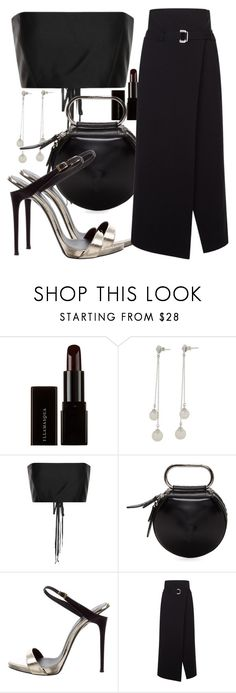 """Untitled #5678"" by beatrizvilar ❤ liked on Polyvore featuring Illamasqua, The Row, 3.1 Phillip Lim, Giuseppe Zanotti and Robert Rodriguez"