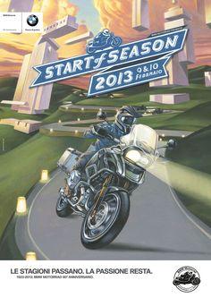 BMW Motorrad 90° Anniversary 2013
