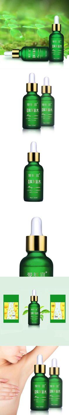 Fragrances Deodorants Magic Water Remove Body Odor Water Deodorant Cure Underarm Stop Body Odor Removal Oil Antiperspirant Z3