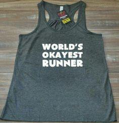 World's Okayest Runner