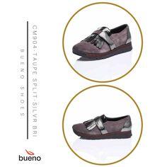 Tasarımıyla, sade bir kombine bile şık bir hava katan gümüş metalik gri süet sneaker ile stilini her an garanti altına alabilirsin...  CM904-TAUPE SPLIT-SILVR BRI>> https://www.buenoshoes.com.tr/gumus-metalik-gri-suet-puskullu-sneaker-ayakkabi?utm_content=buffer0dbb8&utm_medium=social&utm_source=pinterest.com&utm_campaign=Ludingirra