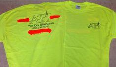 ATI shirts