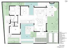 Courtyard House by Abin Design Studio (29)