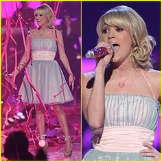 Carrie Underwood Performs at the 2008 CMT Music Awards | Carrie ...