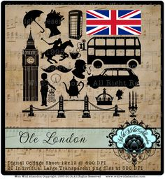 London SVG, Big Ben SVG, London Bridge Cut File, Cameo Silhouette, Cricut, Instant Download by withwildabandon on Etsy https://www.etsy.com/listing/114660859/london-svg-big-ben-svg-london-bridge-cut