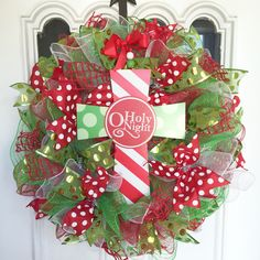 Christmas Wreath Order Completed 😊🎄