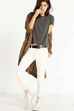 Truly Madly Deeply Classic Boyfriend Tee - Urban Outfitters ($34)