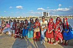 the day of a traditional Libyan dress in Benghazi on 13-03-2013.
