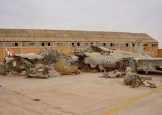 Over the years scores of abandoned aircraft including historic warbirds wrecks have been found across the world - some salvaged, others left to time.