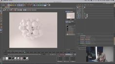Siggraph 2013 Rewind: Nick Campbell - Day 3 on Vimeo | In this presentation, Nick demonstrates digs deeper into the new Global Illumination options in CINEMA 4D R15, focusing on Light Mapping. He also demonstrates Team Render and Kerning.