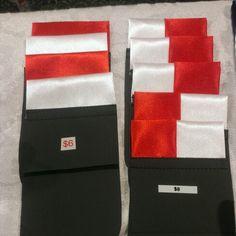 RnJA Pocket Squares
