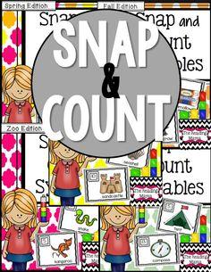 https://www.teacherspayteachers.com/Product/Snap-and-Count-Syllables-BUNDLED-1684850