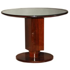Jules Leleu Modernist Table