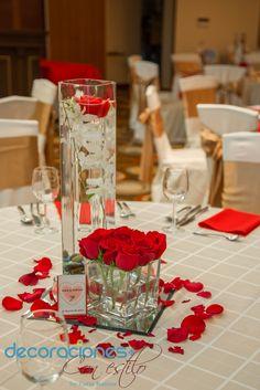 Amor en Rojo | Decoraciones con Estilo | Flickr