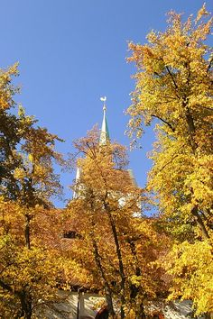 Town of Riehen, Basel, Switzerland