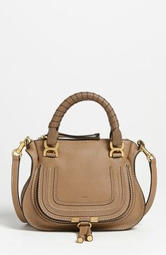 Chloé 'Marcie - Mini' Satchel available at #Nordstrom