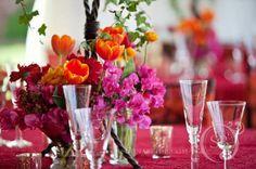 bougainvillea wedding bouquet - Google Search