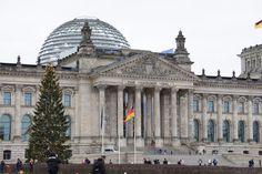 Der Reichstag in Berlin Mitte!!!