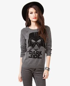 Star Wars™ Darth Vader® Sweater | FOREVER21 - 2040496209