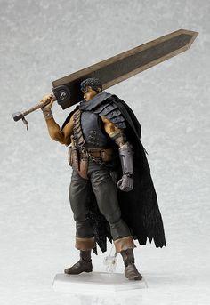 figma Guts: Black Soldier ver.