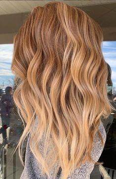 Êtes-vous prêt à vous inspirer des couleurs de cheveux au caramel? 2019 coiffure style #coiffures mondedescheveux.club 2019