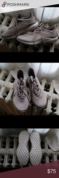 Brand new Adidas Alphabounce women's sneakers in