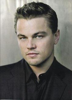 Leonardo DiCaprio intensity