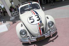 HERBIE THE LOVE BUG. 1963 Model 117 Volkswagen Type 1 (Beetle).