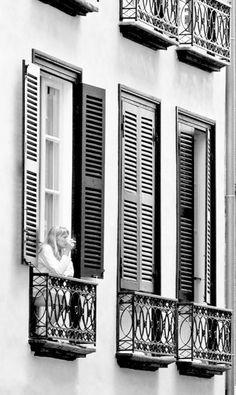 Bayonne Balcony