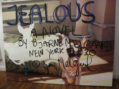 Jealous by Bjarne Melgaard Jealous, Artwork, Decor, Kunst, Work Of Art, Decoration, Auguste Rodin Artwork, Artworks, Decorating